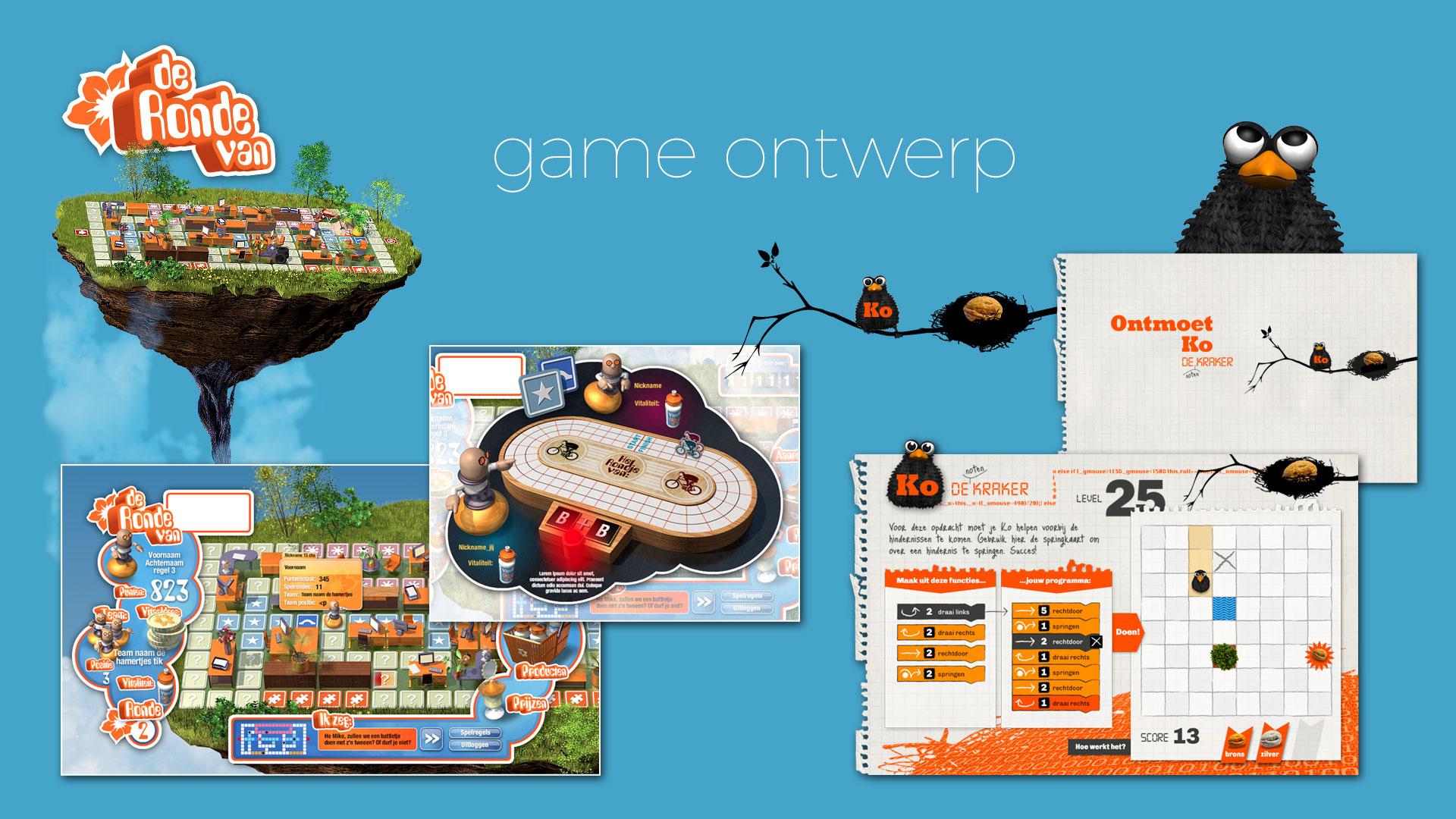 portfolio games